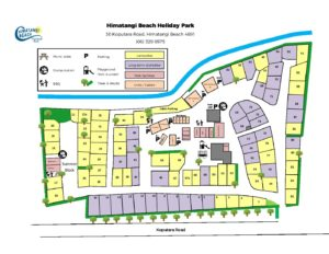 Camp Map jan 2020 pdf 300x232 - Camp Map jan 2020 - Himatangi Beach Holiday Park
